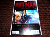 ANT-MAN Prelude #2 Limited Series Awesome Cover Avengers Endgame character! !!