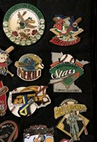 Cooperstown Pins Dreams Park Trading Pins lot