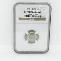 2010-S CLAD 10C ROOSEVLT DIME NGC PF69 ULTRA CAMEO Proof