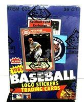 Fresh from Box! x1 1985 Fleer Baseball  Wax Pack