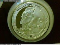 2013-S Flag Silver Fort McHenry Park Quarter PR69DCAM PCGS Proof 69 Deep Cameo