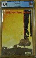 WALKING DEAD #193 CGC 9.4 NM FINAL LAST ISSUE AMC IMAGE COMICS ROBERT KIRKMAN