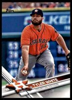 2017 Topps Series 1 Tyler White #285 Houston Astros