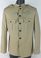 Paul McCartney Beatles WOZ 'ERE Signed Custom Shea Stadium Jacket - PSA/DNA Certified - Celebrity Signed Memorabilia