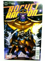 Rocket Raccoon #001 Loot Crate Exclusive Sealed comic G