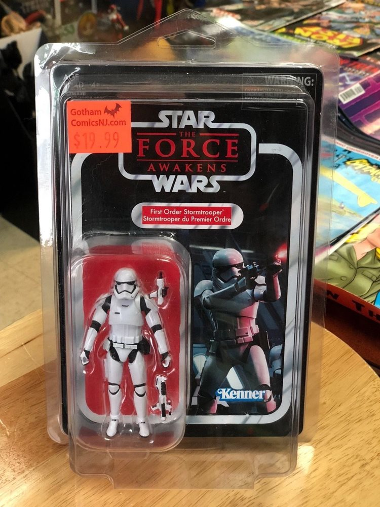 Stormtrooper  The Vintage Collection VC118 FIRST ORDER Force Awakens Star Wars