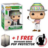FREE POP PROTECTOR FUNKO POP GODFATHER MICHAEL CORLEONE GREY SUIT EXCLUSIVE