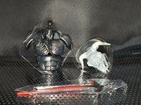 """DC comics Multiverse Ares BAF Upper Torso /& Head /& Sword /""""Free Shipping/"""""""