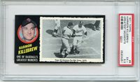 1971 Topps Greatest Moments 8 Harmon Killebrew PSA 5.5 Twins