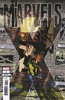 MARVELS X #1 (OF 6) LEON PARTY VARIANT