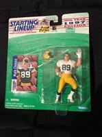 Green Bay Packers Mark Chmura Starting Lineup figure 1997