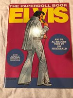 Elvis Presley King Of Rock And Roll And Wide Al Kilgore Paper Doll Vintage