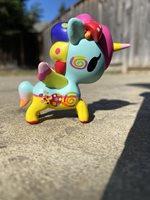 Vinyl Figure Super RaRe KINOKO NeW TOKIDOKI Unicorno Series 5