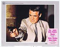 CHARADE Lobby Card 3 Cary Grant Audrey Hepburn