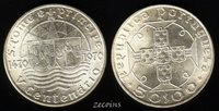 SAINT THOMAS & PRINCE - 1 Coin of 50 Escudos . 1970 . Silver - UNC