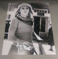 Faye Dunaway Bonnie Clyde Star Signed Autographed 11x14 Photo PROOF COA