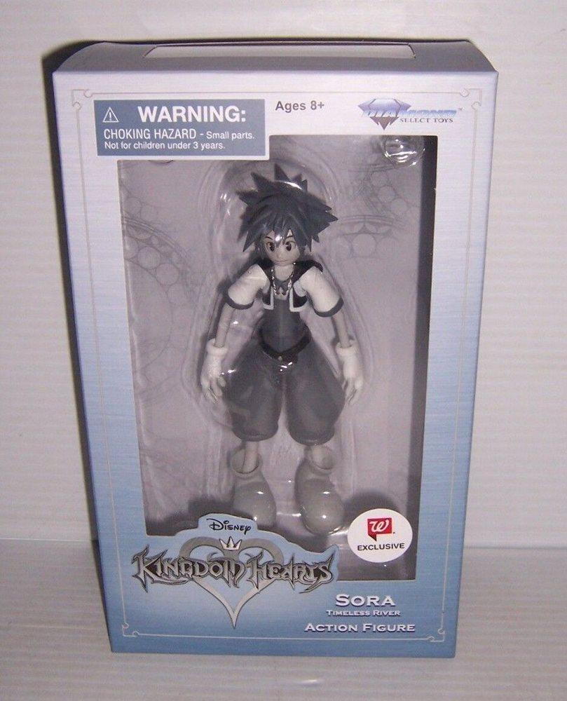 Diamond Select Toys Disney Kingdom Hearts Sora Timeless River Figure Exclusive