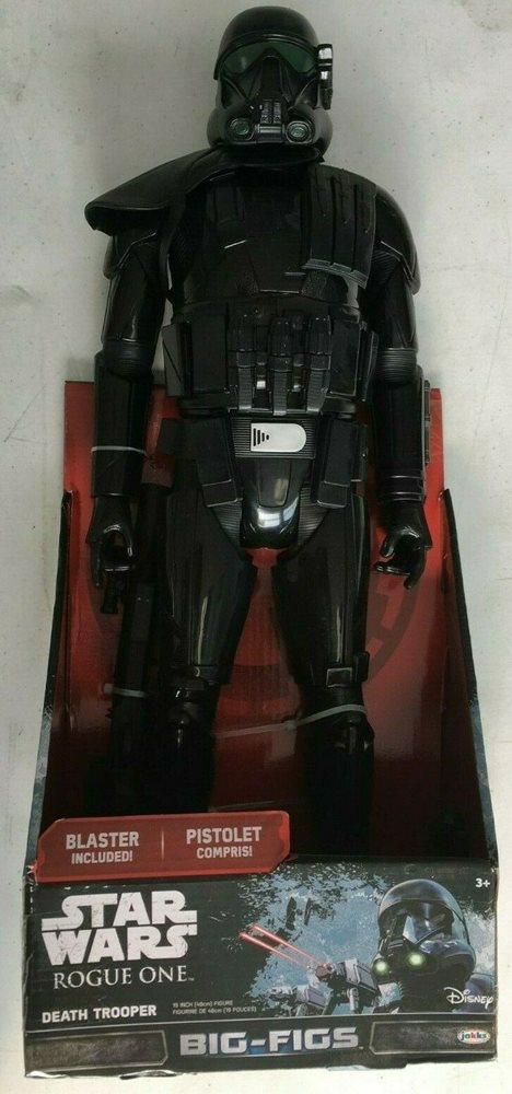 "BIG-Figues Star Wars Rogue One 19/"" Death Trooper"