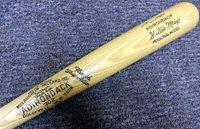 Willie Mays Signed Adirondack Bat - PSA/DNA Authenticated - Autographed MLB Baseball Bats