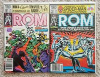 Vintage Marvel ROM Spaceknight Collection - 56 Issues, VF+ Uncertified