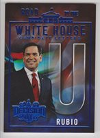 DECISION 2016 SERIES 2 ROAD TO THE WHITE HOUSE HILLARY CLINTON LETTER C RWH6
