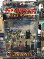 Gundam Accessory Battle Scarred RX-78-2 upper arm