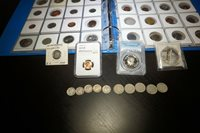 Awesome Coin Collection NGC/PCGS/Silver/1800s/Etc LOOK