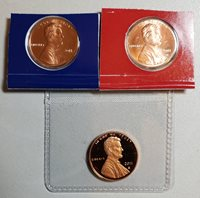 2011 P D S Lincoln Shield Cent Set From US Mint Sets