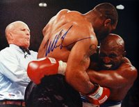 MIKE TYSON CERTIFIED AUTHENTIC AUTOGRAPHED SIGNED 11X14 PHOTO PSA/DNA 87211