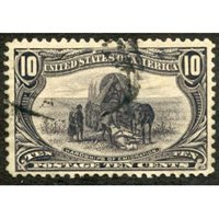 US 290 Early Commemoratives F - VF Used