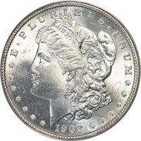 1903-O $1 PCGS MS64 CAC