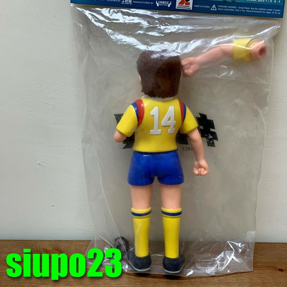 Kou Shou do Captain Tsubasa The MISUGI Jun Toy Show Limited Vinyl figure 1pc