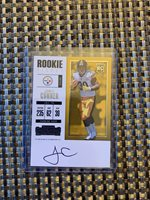 4800d7dcb 2017 Contenders James Conner Steelers RC AUTO SP HOT MVP RB  320 Panini
