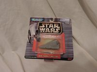 Star Wars Space Ships Micro Machines Imperial Star Destroyer Die-Cast Metal Toy
