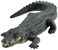 Nile Crocodile with Movable Maul 7 1//8in Water Creature Collecta 88725