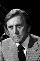 Bicentennial Minute with Kirk Douglas 1975 OLD TV PHOTO 1