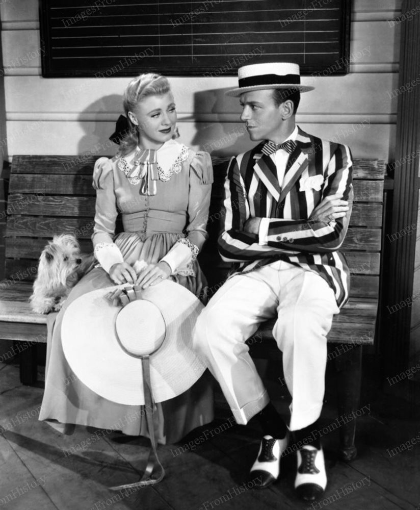 8x10 Print Fred Astaire Ginger Rogers #873778