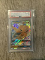 Dragonite GX 37//70 Dragon Majesty PSA 10 Gem Mint Rare Holo Pokemon Card