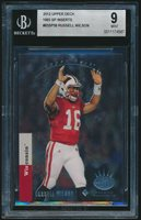 2012 Upper Deck 1993 SP Inserts rookie #93SP58 Russell Wilson rc BGS 9 Mint