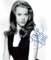 Jane Alexander Alluring Actress Signed