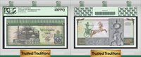 20 Pounds 1976-78 Egypt Pcgs 68 Ppq Superb Gem New Replacement Note!