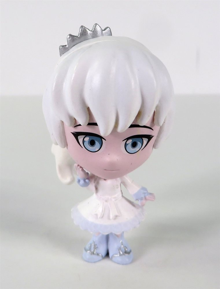 RWBY Mystery Figures Series 1 Weiss Schnee Blind Box Figure NEW
