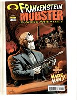 Lot Of 4 Frankenstein Mobster Image Comic Books # 1 (Cover A) 3 4 (2) CR29