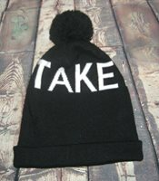 Element Hat By Jac Vanek Take It Easy Beanie Hat W/ Pom The Eagles Grunge Winter