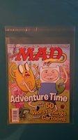 Mad Magazine #520 Adventure Time, April 2013 NM