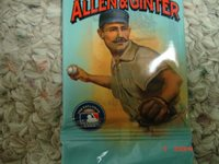 Allen and Ginter 2010 baseball cards double pack with Strasburg refractors?