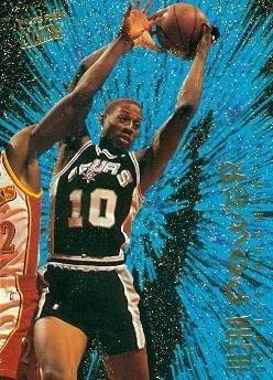 Dennis Rodman-Spurs #175 FLEER ULTRA 1994-5 Basketball trading card