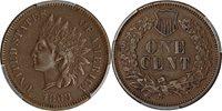 Cent 1868 Philadelphia Us 1868 1c Pcgs Xf45