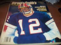 Street & Smith's Pro Football 1989 Jim Kelly Buffalo