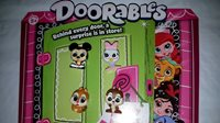 NEW Series 2 Disney Doorables - Set of 4 Mickey & Friends- Ready to Ship